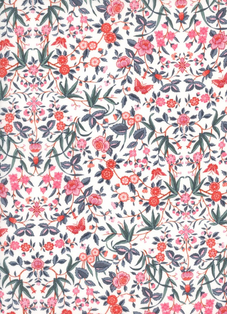 Tapestry C - AW21 The New Collectables Collection - Liberty Fabrics Tana Lawn