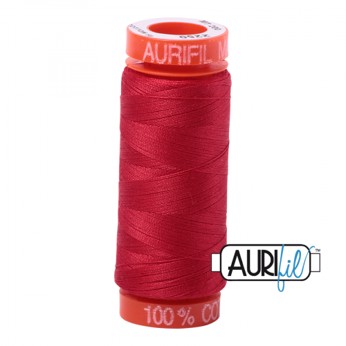 Aurifil Thread 50wt – 2250 Red