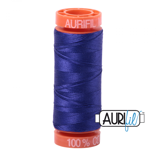Aurifil Thread 50wt – 1200 Blue Violet