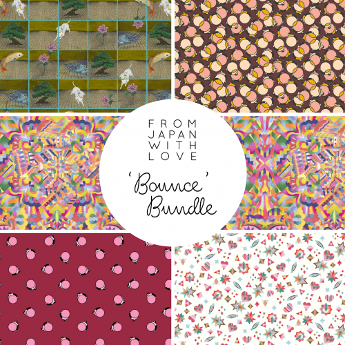 From Japan With Love Bundle – Bounce
