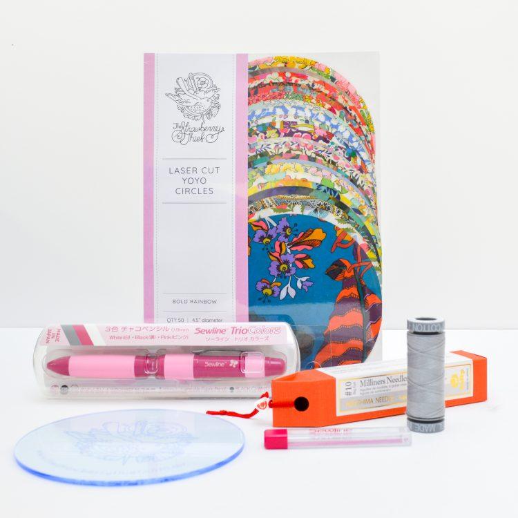 Yoyo Starter Kit - Bold Rainbow