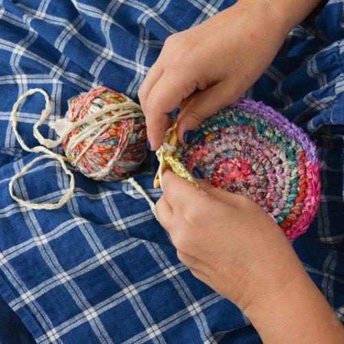 Liberty Crochet Bowl Kit