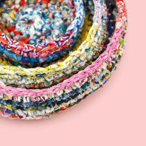 Liberty Crochet Bowls
