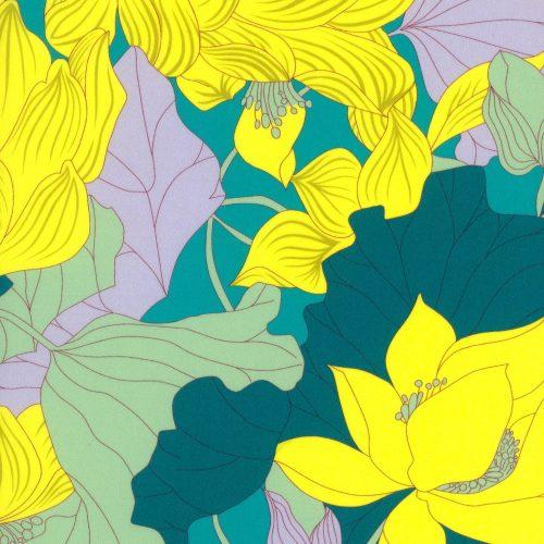 Waterlily Garden W