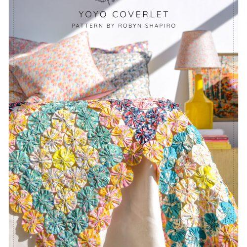 Yoyo Coverlet Pattern – Wholesale