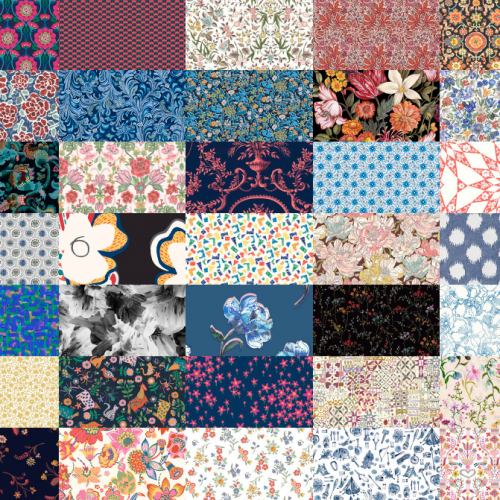 Liberty Fabrics AW21 – The New Collectables – has arrived!