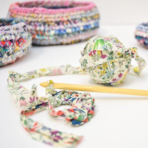 Bamboo Crochet Hook 6.5mm