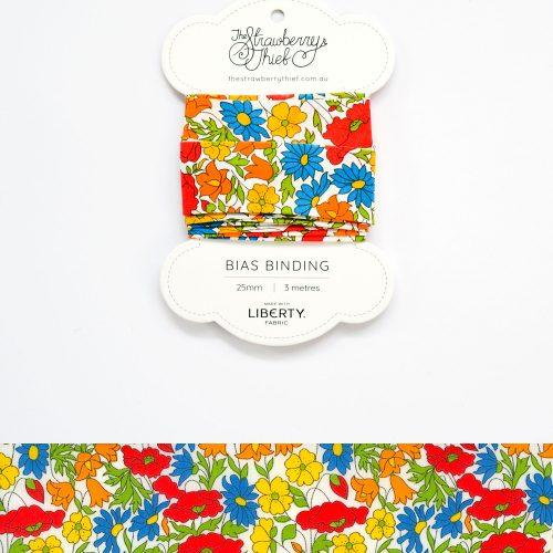 Bias Binding – Poppy and Daisy M