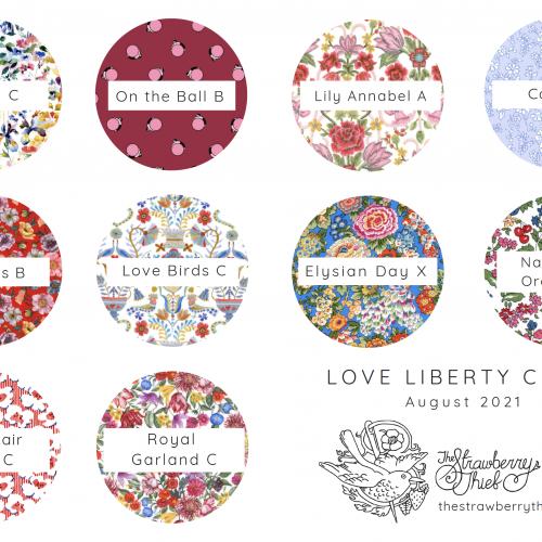 August Love Liberty Bundle