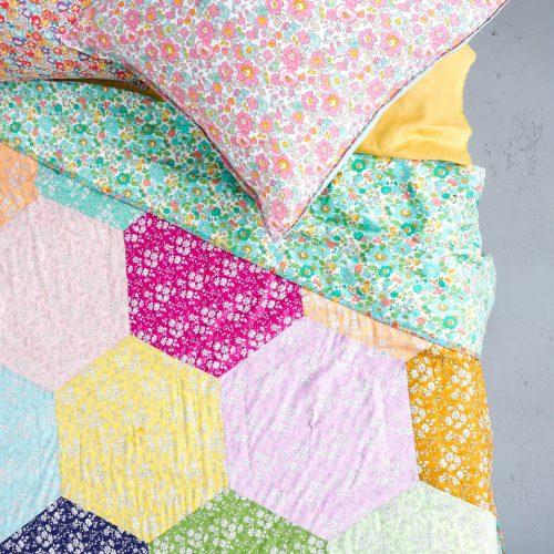Capel Confetti Quilt Pattern