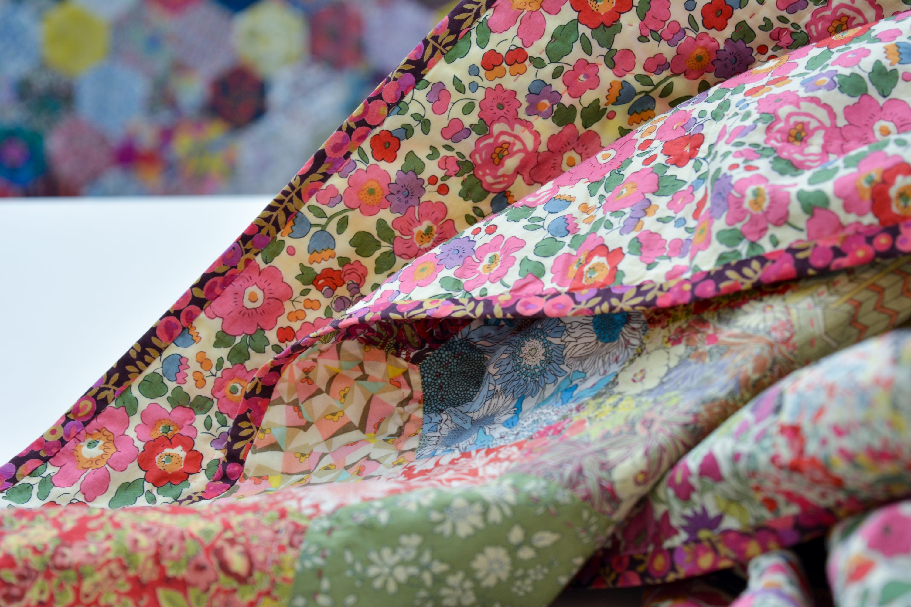 Adding Binding to Your Quilt