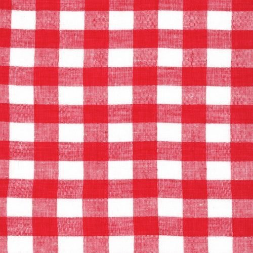 Linen – Cherry Gingham