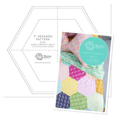 Capel Confetti Quilt Pattern – Wholesale