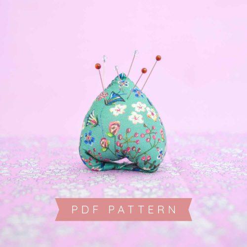 PDF – Liberty Finger Pin Cushion Pattern