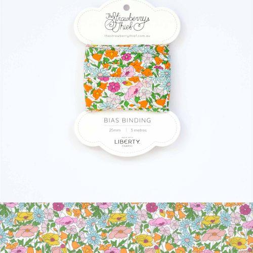 Bias Binding – Poppy Forest A