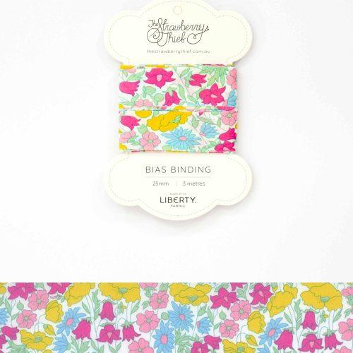 Bias Binding – Poppy and Daisy X
